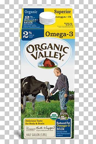 Organic Milk Organic Food Dairy Cattle Organic Valley PNG