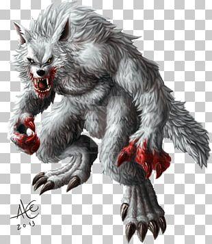 Scott McCall Werewolf Gray Wolf PNG