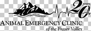 Animal Emergency Clinic Of The Fraser Valley Langley City Logo PNG