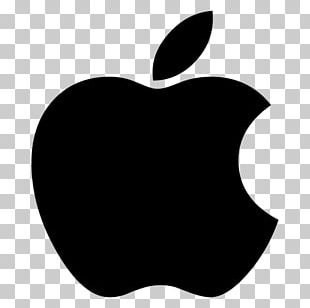Apple Logo Cupertino Company PNG