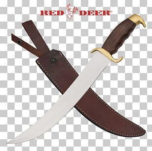 Bowie Knife Hunting & Survival Knives Blade Pocketknife PNG