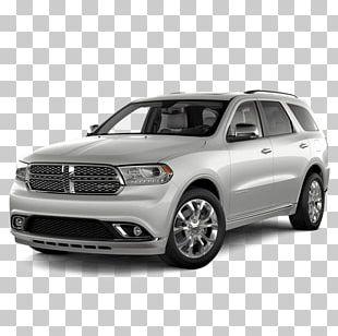 Chrysler Sport Utility Vehicle 2018 Dodge Durango SXT Jeep PNG