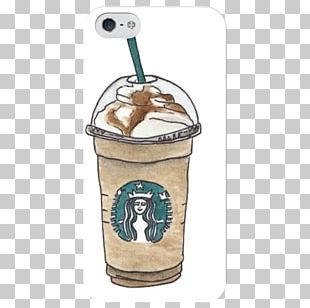 Iced Coffee Cafe Starbucks Drink PNG