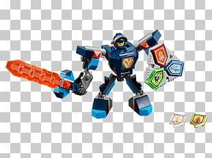 LEGO 70362 NEXO KNIGHTS Battle Suit Clay Lego Minifigure Toy Bricklink PNG