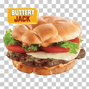 Hamburger Bacon Fast Food Jack In The Box PNG