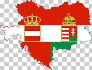 Austria-Hungary Austrian Empire First World War Flag Of Austria Flag Of Hungary PNG