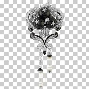 Earring Van Cleef & Arpels Jewellery Necklace Diamond PNG