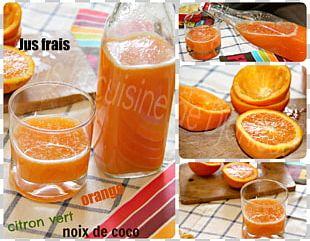 Orange Drink Orange Soft Drink Non-alcoholic Drink Punch Cocktail PNG