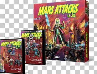 Board Game Miniature Wargaming Dungeons & Dragons Mars Attacks PNG