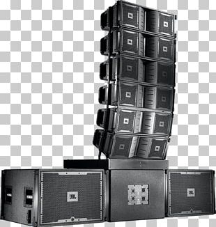 Line Array Loudspeaker Enclosure JBL Public Address Systems PNG