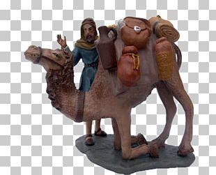 Camel Sculpture Figurine PNG