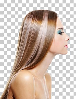 Hairstyle Hair Highlighting Hair Coloring Beauty Parlour PNG
