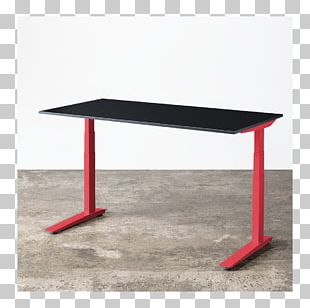 Table Standing Desk Office PNG