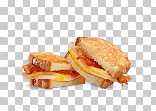 Breakfast Sandwich Toast Ham Club Sandwich Bocadillo PNG
