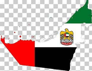 Dubai Abu Dhabi Map Flag Of The United Arab Emirates PNG