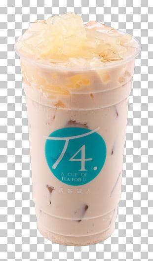 Ice Cream Bubble Tea Nata De Coco Frappé Coffee PNG