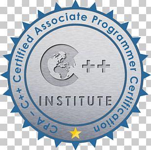 Certification Computer Programming C++ Programmer Organization PNG