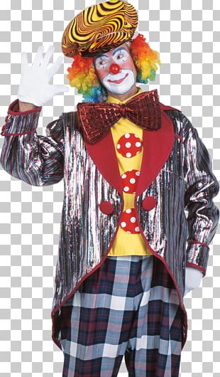 Clown Costume Performing Arts Hat PNG