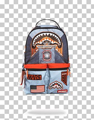 Mission To Mars: My Vision For Space Exploration Apollo 11 Backpack NASA PNG