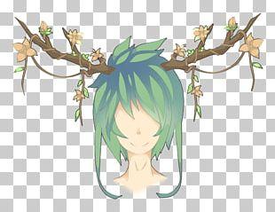 Artist Floral Design Illustration PNG