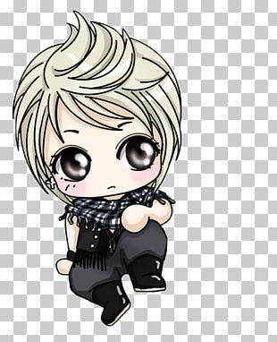 Chibi Anime Drawing Fan Art PNG