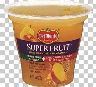 Orange Juice Fruit Cup Vegetarian Cuisine Del Monte Foods PNG