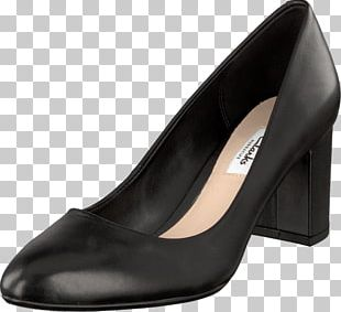 Footwear High-heeled Shoe Leather Slip-on Shoe PNG