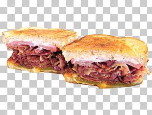 Fast Food Hamburger Pastrami Breakfast Sandwich Ham And Cheese Sandwich PNG