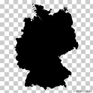Germany Map PNG