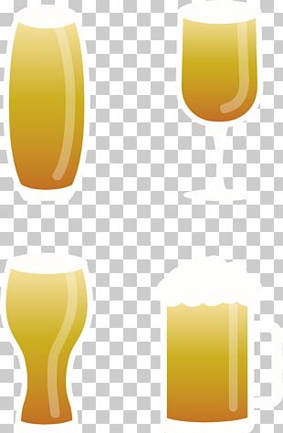 Orange Juice Beer Glassware Orange Drink PNG