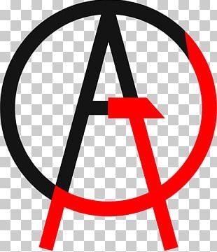 Anarchist Communism Communist Symbolism Anarchism Sign PNG