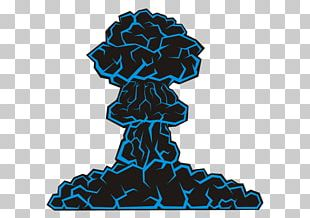 Mushroom Cloud Nuclear Weapon Explosion PNG