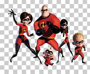 Violet Parr Mr. Incredible Frozone The Incredibles Pixar PNG