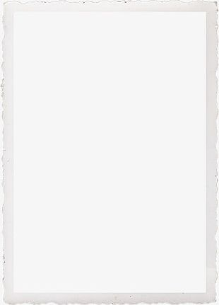 White Paper-cut Frame PNG