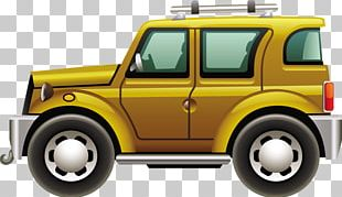 Jeep Car Sport Utility Vehicle Off-road Vehicle PNG