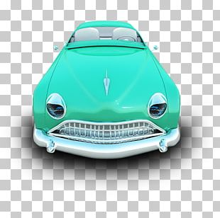 Classic Car Automotive Exterior Compact Car PNG