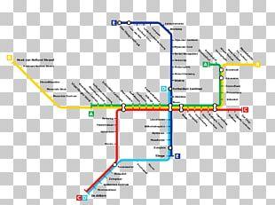 Rapid Transit Rotterdam Metro Schiedam Bus PNG