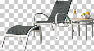 Chaise Longue Deckchair PNG