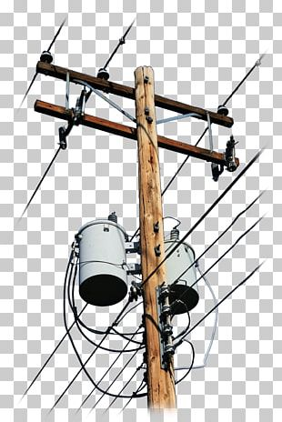 Electrical Wires & Cable Electricity Utility Pole Voltage PNG
