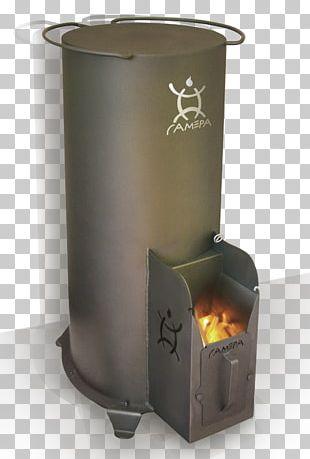Rocket Heater Gamera Thermal Mass Rocket Mass Heater Advertising PNG