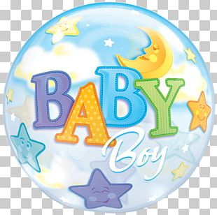 Balloon Baby Shower Party Child Gift PNG