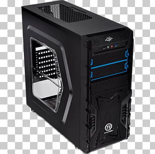 Computer Cases & Housings Power Supply Unit ATX Thermaltake Versa H21 Window PNG