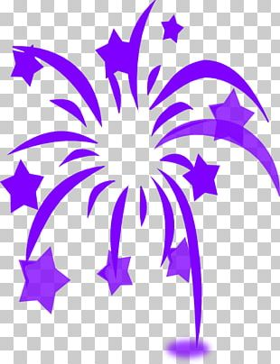 Independence Day Fireworks PNG