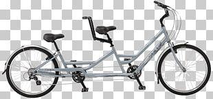 Tandem Bicycle Bike Rental Cruiser Bicycle Bicycle Shop PNG