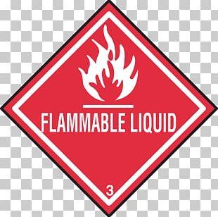Dangerous Goods Transport GHS Hazard Pictograms HAZMAT Class 3 Flammable Liquids PNG