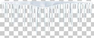Light Icicle Angle PNG