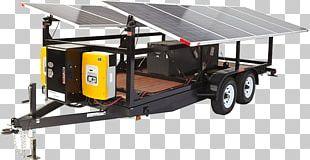 Solar Energy Solar Power Electric Generator System PNG