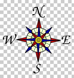 Compass Rose Scalable Graphics PNG
