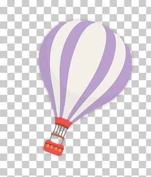 Hot Air Ballooning Basket PNG