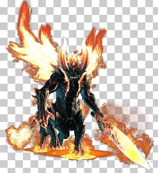Devil May Cry 4 Demon Belial Hell PNG